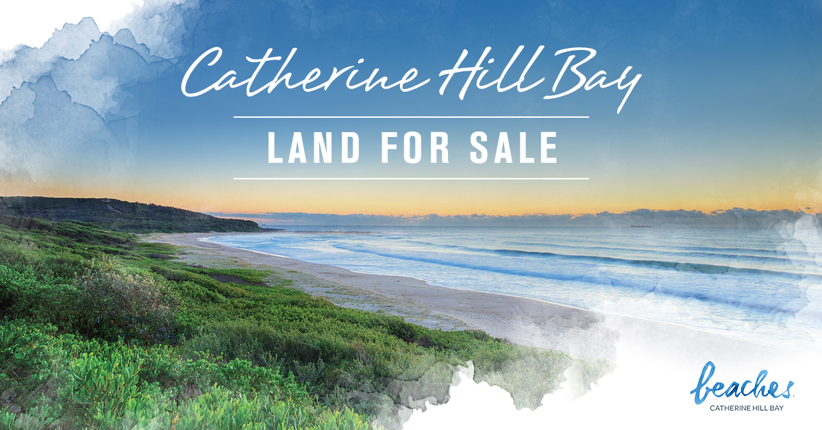 Catherine Hill Bay Land for Sale